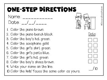 NO PREP Speech Therapy - Rec & Exp Language Pack - St Patrick's Day
