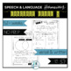 NO PREP Speech and Language Homework - Full Year - Language Level 2 (Grades 3+)