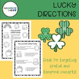 NO PREP St. Patrick's Day Directions