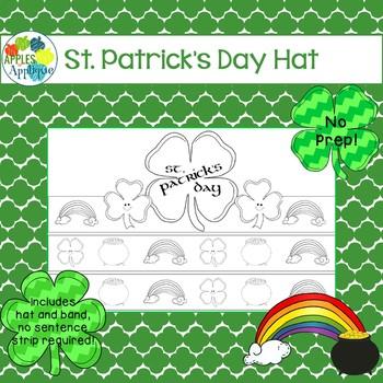 NO PREP St. Patrick's Day Hat