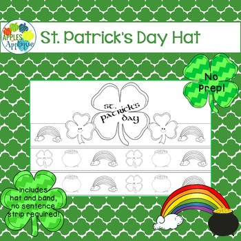 NO PREP St. Patrick's Day Hat
