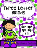 NO PREP Three Letter Blends