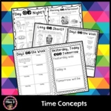 NO PREP! Time Concepts