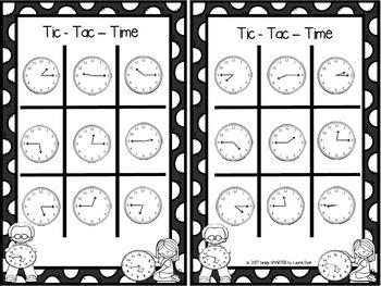 NO PREP Time Games Bundle