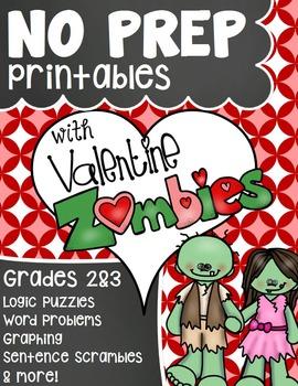 Valentine's Day Math & More