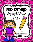 NO PREP Variant Vowel AR {air}