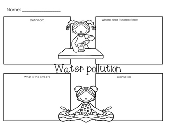Water Cycle Worksheets & Printables