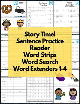 Word Work R Blends Bundle Consonant Blends NO PREP
