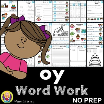 Word Work oy Diphthongs NO PREP