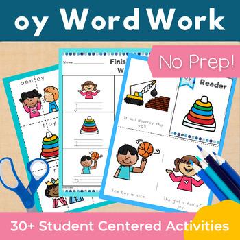Word Work oy Diphthongs NO PREP