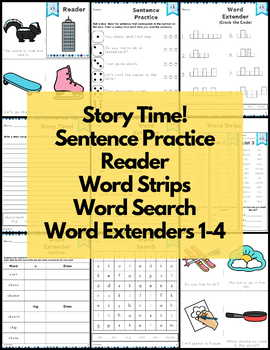Word Work: sk S Blends NO PREP