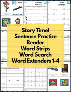 Word Work st S Blends NO PREP