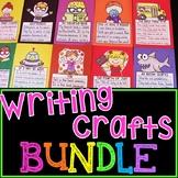 NO PREP Writing Crafts BUNDLE