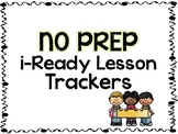 NO PREP i-Ready Trackers