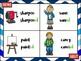 NO PRINT Back to School Regular and Irregular Past Tense Verbs