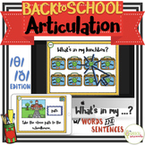NO PRINT Back to School - TH Edition