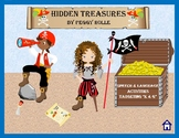 "NO PRINT Hidden Treasures Interactive Speech Therapy & Language ""K & G"" Sounds"
