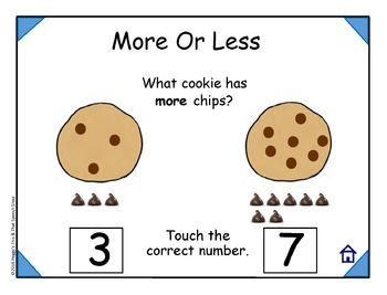 NO PRINT If You Give A Mouse A Cookie Speech and Language Activities