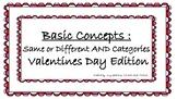 NO PRINT NO PREP VALENTINES DAY BASIC CONCEPTS