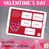 NO PRINT Preschool Language Kit: Valentine's Day