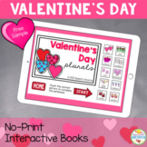 NO PRINT Preschool Language Kit: Valentine's Day Plurals SAMPLE