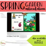 NO PRINT Spring Garden Articulation - L Edition