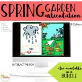 NO PRINT Spring Garden Articulation R Edition