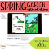 NO PRINT Spring Garden Articulation - S Edition