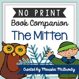 NO PRINT The Mitten {Book Companion}