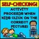 ACTION VERBS ACTIVITIES: NO PRINT VERBS INTERACTIVE ACTIVI