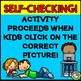 ACTION VERBS ACTIVITIES: NO PRINT VERBS INTERACTIVE ACTIVI
