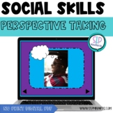 NO PRINT What are they thinking? Perspective Taking, Social Skills Inferences