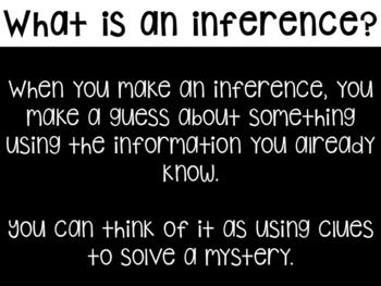 NO Print Inferencing