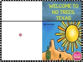 NO TREES, TEXAS ~ SHADY, TEXAS