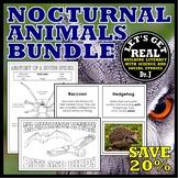 NOCTURNAL ANIMALS MEGA-BUNDLE