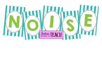 NOISE Classroom Management
