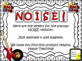 NOISE! Rock Star Theme (FREEBIE)