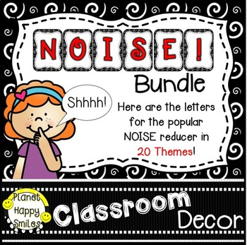 NOISE! Bundle (FREEBIE)