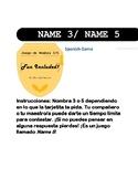 NOMBRA 3/F NAME 3/5