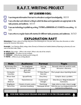 NON-FICTION + EXPLORERS Integrated *Common Core* Unit