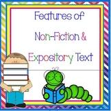 NONFICTION Text Features SMARTBOARD Lesson and Activity