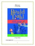 NORSK - Heksene Arbeidshefte (av Roald Dahl)