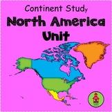 NORTH AMERICA Continent Study Unit