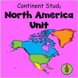 NORTH AMERICA Continent Study Unit
