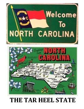 NORTH CAROLINA FACTS UNIT (GRADES 3 - 5)