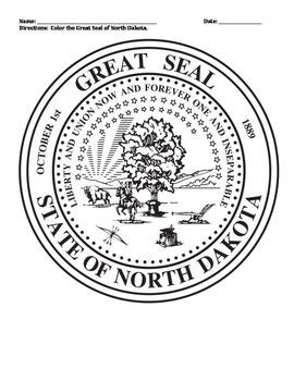 NORTH DAKOTA FACTS UNIT (GRADES 3 - 5)