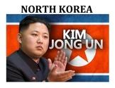 NORTH KOREA UNIT (GRADES 4 - 8)