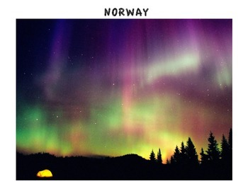 NORWAY UNIT (GRADES 4 - 7)