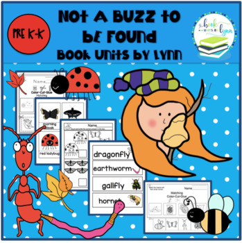 NOT A BUZZ TO BE FOUND  BOOK UNIT