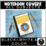 NOTEBOOK Covers for ALL Subjects